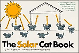 The Solar Cat Book: Jim Augustyn, Hildy Paige Burns: 9780898150186: Amazon.com: Books