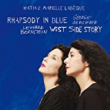 George Gershwin : Rhapsody in Blue  / Leonard Bernstein : West Side Story
