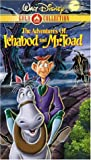 The Adventures of Ichabod and Mr. Toad (Walt Disney Gold Classic Collection) [VHS]