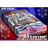 Yu-Gi-Oh! Countdown to Christmas Shonen Jump Adventskalender mit 24 Foilkarten & 1 Booster