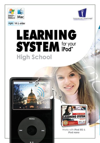 High School Learning System (For Your Ipod¿)