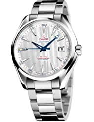 NEW OMEGA AQUA TERRA MENS WATCH 231.10.42.21.02.002