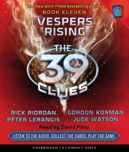 Vespers Rising (The 39 Clues, Book 11) - Audio