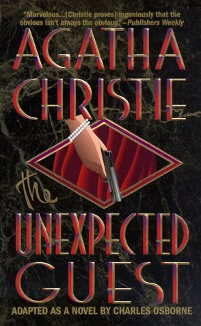 Unexpected Guest, AGATHA CHRISTIE