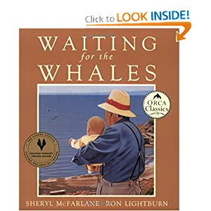 """Waiting for the Whales"" by Sheryl McFarlane :Book Review"