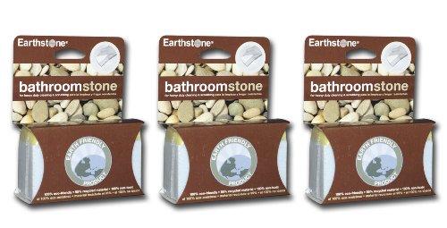 BathroomStone Bathroom Cleaning Block, 3-Pack