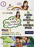 Aprende inglés con Vaughan (Vol. 1) [DVD]