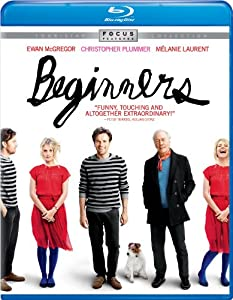 NEW Mcgegor/plummer/laurent - Beginners (Blu-ray)