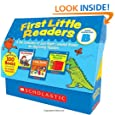 First Little Readers: Guided Reading Level B: A Big Collection of Just-Right Leveled Books for Beginning Readers
