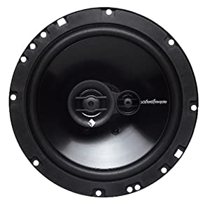 Rockford Fosgate Prime R1653 6.5-Inch Full Range 3 Way Speakers