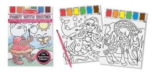 Melissa & Doug Pink Paint with Water
