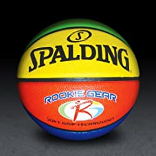 Rookie Gear Soft Grip Basketball - Multi