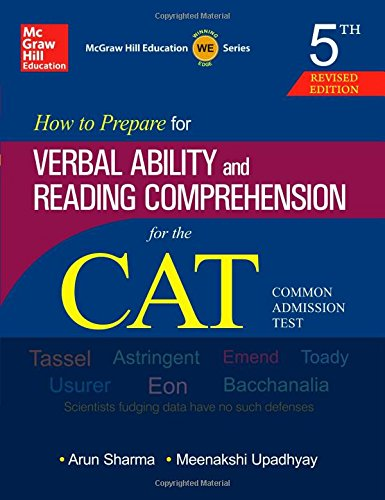 How to Prepare for Verbal Ability and Reading Comprehension for CAT Image
