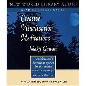 Creative Visualization Meditations (Gawain, Shakti) [Audiobook, CD] [Audio CD]