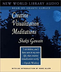 Creative Visualization Meditations (Gawain, Shakti) [Audiobook] [Audio Cassette] — by Shakti Gawain