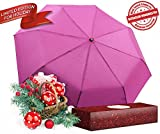 Kolumbo Travel Umbrella -PINK GIFT BOX Proven