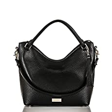 Norah Hobo Bag<br>Black Santiago