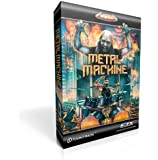 Informatique musicale TOONTRACK METALMACHINE Batterie Virtuelle