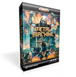 Toontrack Metal Machine EZX Sample Library
