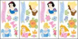 Blue Mountain Wallcoverings 31420510 Princess Self-Stick Wall Accent Stickers