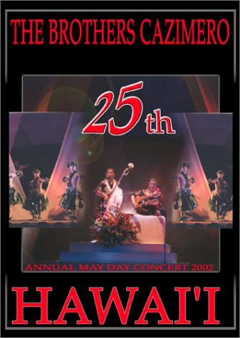 25th Annual May Day Concert 2002: Hawai'i [DVD] [Import]
