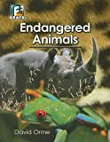 img - for Endangered Animals (Fact to Fiction) book / textbook / text book