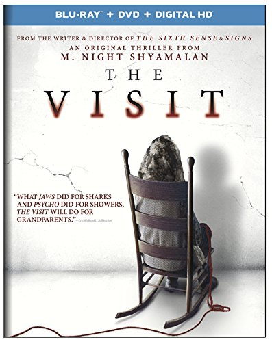 The Visit (Blu-ray + DIGITAL HD)