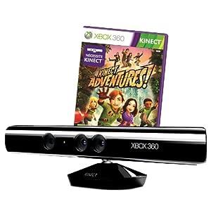 Kinect Sensor inkl. Kinect Adventures