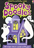 Spooky Doodles (Usborne Activity Cards) (1409522830) by Non Figg