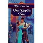 Book Review on The Devil's Due (Signet Regency Romance) by Rita Boucher