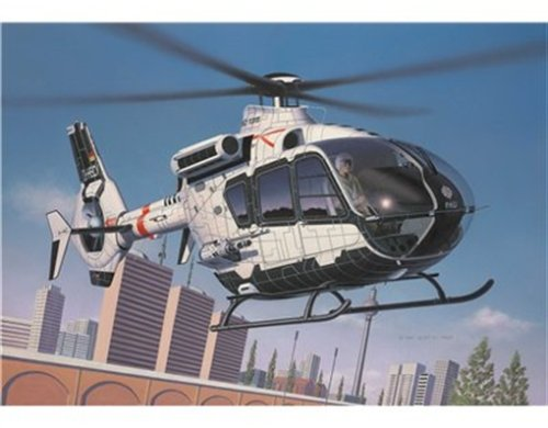 Revell 04474 - EC-135 Helicops, 145 Teile
