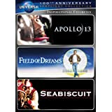 Inspirational Favorites Spotlight Collection [Apollo 13, Field of Dreams, Seabiscuit] (Universal's 100th Anniversary...