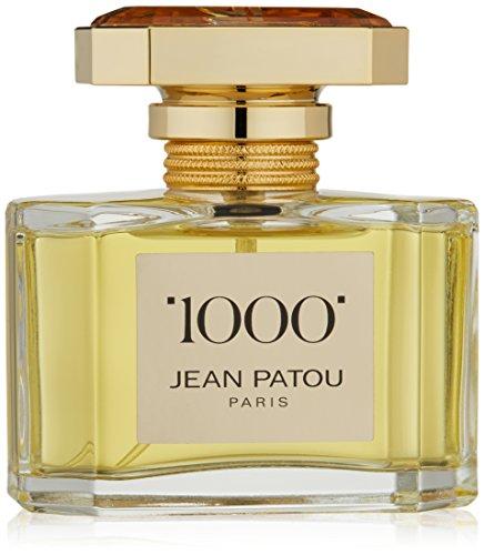 Jean Patou 1000 femme / donna, Eau de Toilette, Vaporisateur / Spray 50 ml