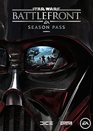 Star Wars: Battlefront - Season Pass - PlayStation 4 [Digital Code]