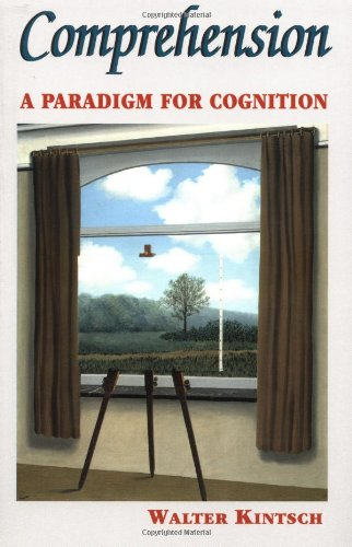 Comprehension: A Paradigm for Cognition
