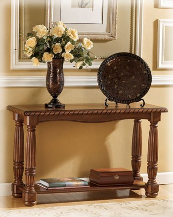Brockton Sofa Table by Ashley Furniture