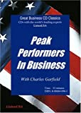 Peak Performers in Business [Audiobook] [September 1986] (Author) Charles A. Garfield