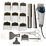 Wahl 79900B Clip-N-Trim 23-Piece Complete Haircut Kit ~ Wahl