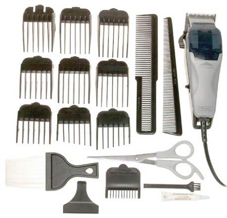 Wahl 79900B Clip-N-Trim 23-Piece Complete Haircut Kit (Machine Cut Hair Wall compare prices)