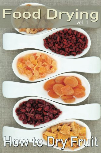 Food Drying vol. 1: How to Dry Fruit by Rachel Jones