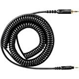 Shure HPACA1 Replacement Headphone Cable, Coiled for Headphones