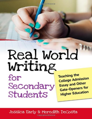 Top College Essay Books