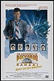 Buckaroo Banzai Movie Poster 28 cm x43cm 11inx17in