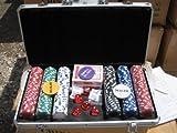 51GHPP2SHNL. SL160  Pokerkoffer mit 300 Chips Durchgeknallt CT300