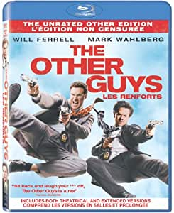 The Other Guys (Unrated) Bilingual [Blu-ray]