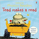Toad Makes a Road (Phonics Readers) (0746077289) by Phil Roxbee Cox