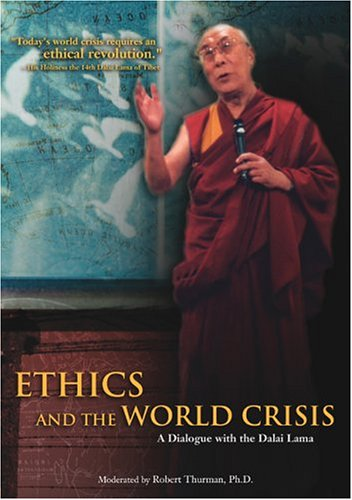 Ethics & World Crisis: Dialogue With Dalai Lama [DVD] [Region 1] [US Import] [NTSC]