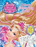 Mattel Inc. Barbie and the Pearl Princess Deluxe Colouring