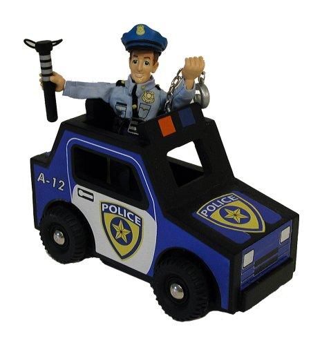Hometown Heroes: Police Patrol - Buy Hometown Heroes: Police Patrol - Purchase Hometown Heroes: Police Patrol (Odyssey Toys, Toys & Games,Categories,Play Vehicles,Wood Vehicles)
