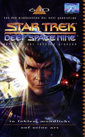 Star Trek - Deep Space Nine 6.10: In fahlem Mondlicht/Auf seine Art [VHS]
